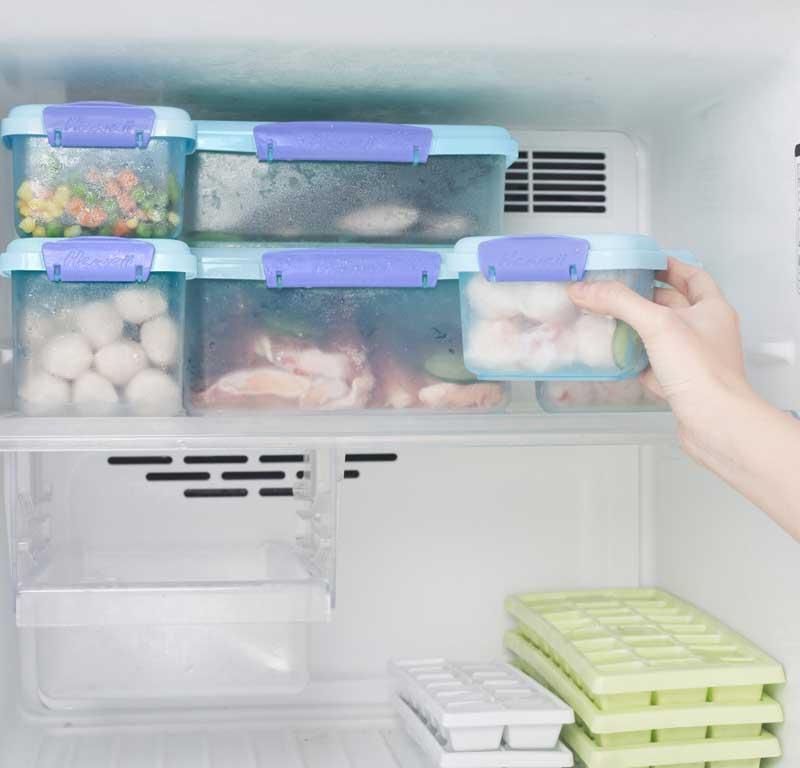 Yuk Intip Cara Menjaga Kesegaran Makanan Di Dalam Kulkas