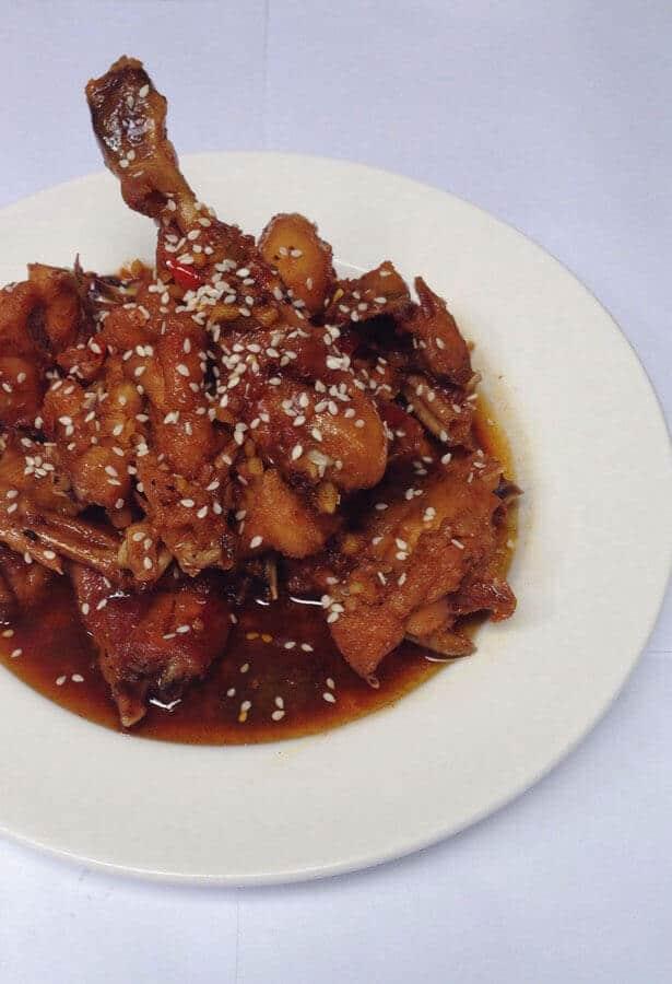 Ayam goreng mentega | via myrecipeisyours.blogspot.com