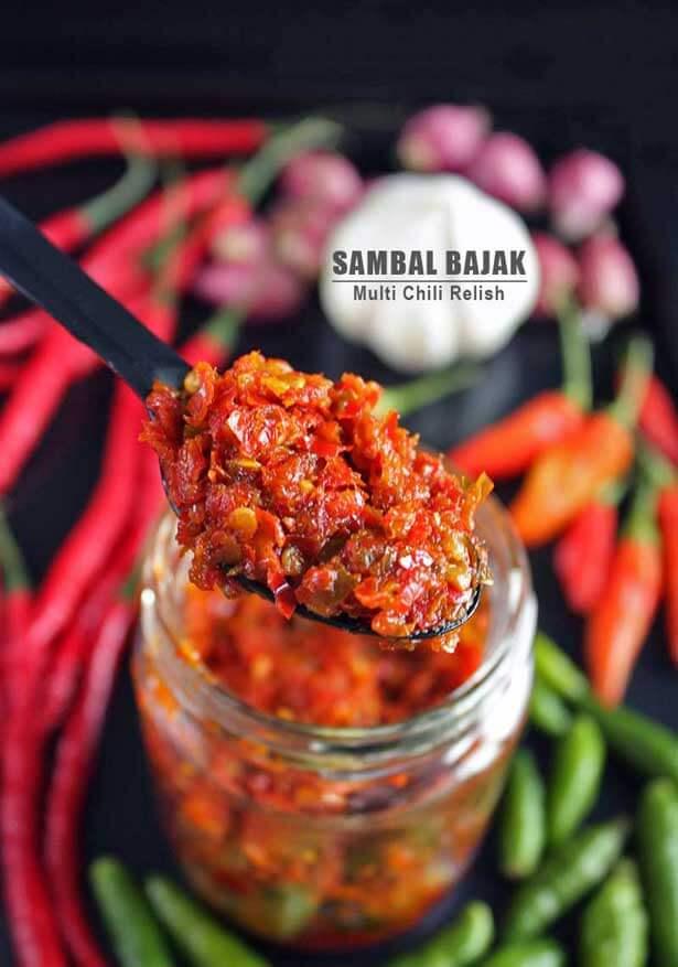 Sambal bajak | via dailycookingquest.com