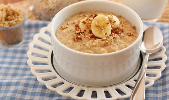 Overnight oat yoghurt