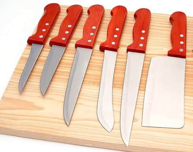 Pisau Adalah Salah Satu Bagian Terpenting Dalam Dapur Anda Pastikan Membeli Sesuai Dengan Fungsi Dan Kegunaanya Karena Ini Merupakan Bentuk