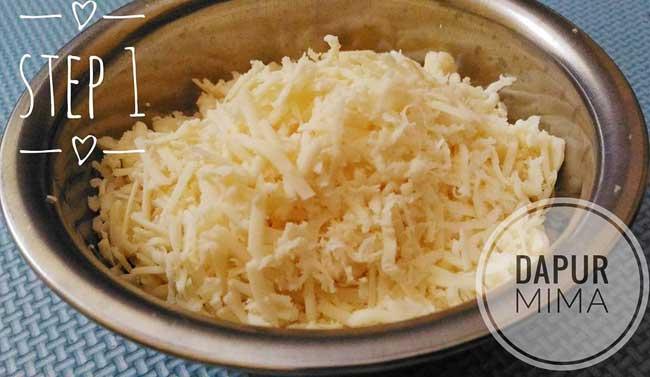 Cara Membuat Cheese Cake Super Irit