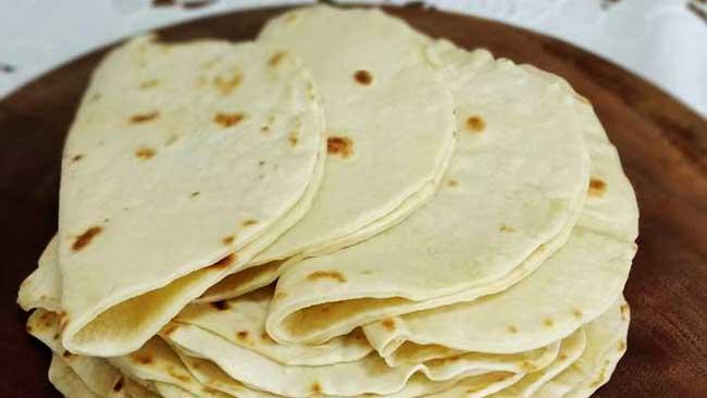 Homemade Tortilla - Enak, Lembut dan Empuk