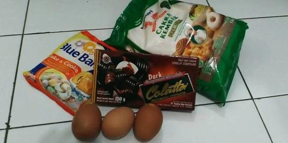 Cara Membuat Sus Kering Isi Cokelat