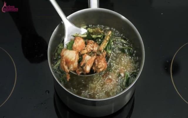 Cara Membuat Ayam Tangkap, Kuliner Asal Aceh