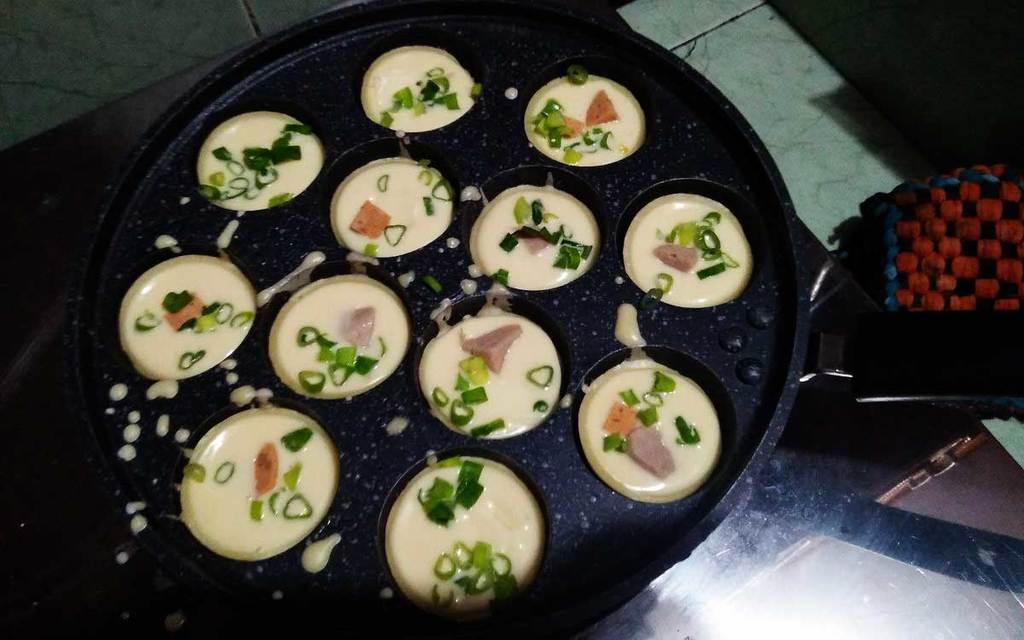 Takoyaki Tanpa Tako (Gurita) Ala Rumahan